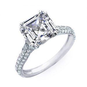 asscher cut diamonds st. thomas