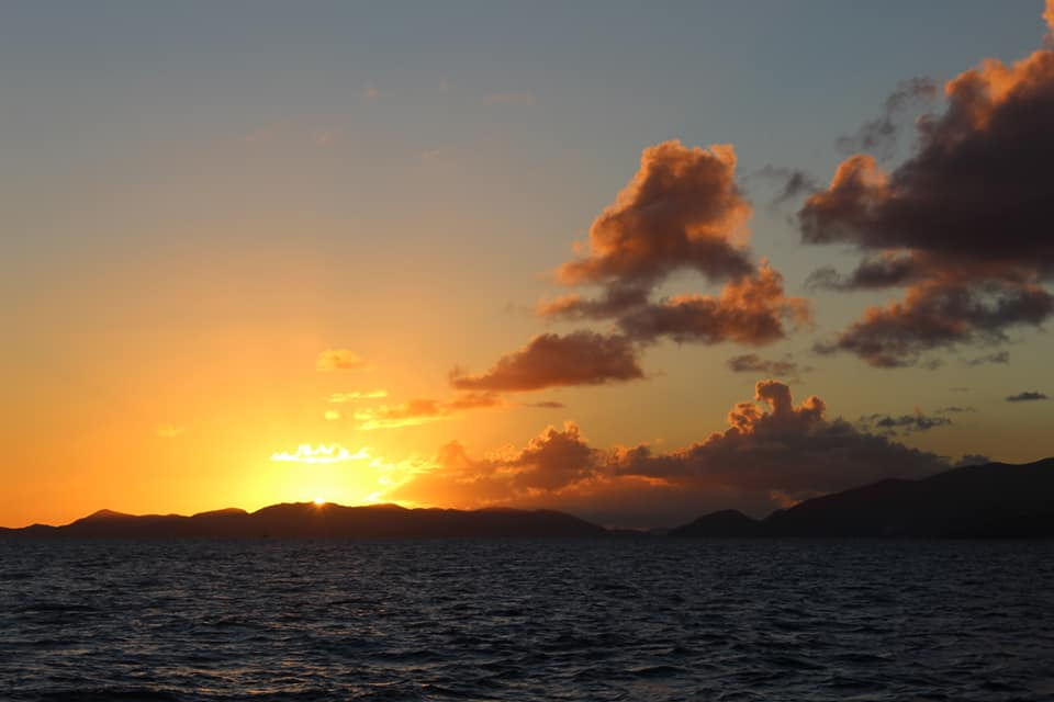 Sunset Cruise St. Thomas