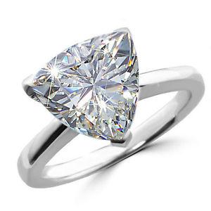 Trillion Diamond Ring St. Thomas