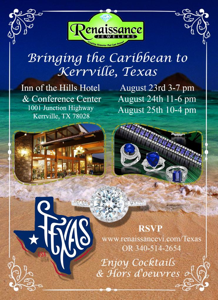 Texas Jewelry Trunk Show Kerrville