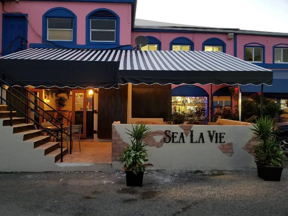Romantic Restaurant St Thomas