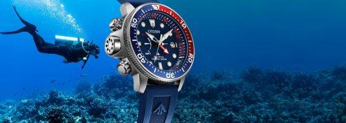 Citizen Dive Watch