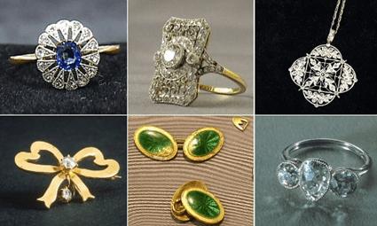 Titanic Jewelry
