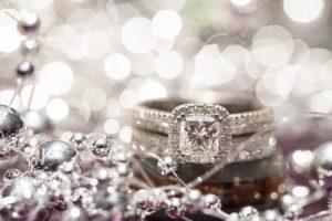 Diamonds that match her personality