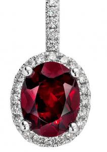 St Thomas Garnet Jewelry