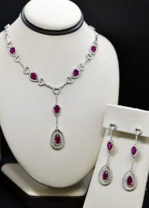 Ruby-necklace-earrings-1