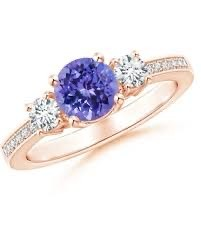 tanzanite ring st thomas