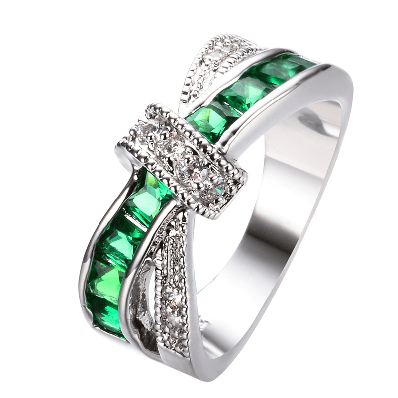 Unique emerald ring st thomas