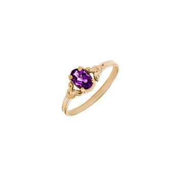 Amethyst Ring St Thomas