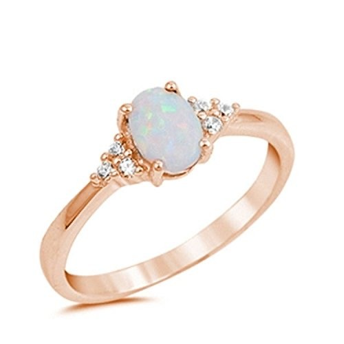 October Opal ring st thomas